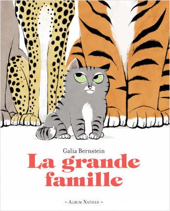 La grande famille -  Un livre drôle sur le thème de l'identité et de la différence - Dès 3 ans