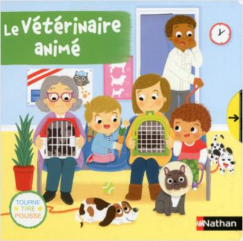 Le vétérinaire animé - Dès 2 ans
