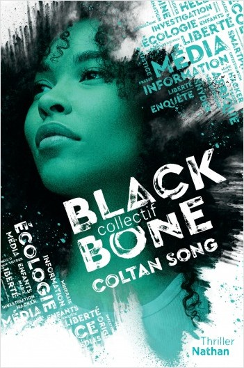 Blackbone - Coltan song- Tome 1 - Dès 15 ans