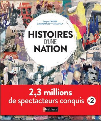 Histoires d'une nation - Dès 9 ans