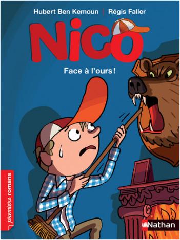 Nico, Face à l'ours - Roman Vie quotidienne - De 7 à 11 ans
