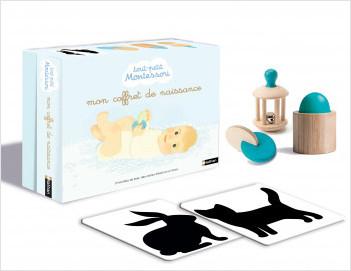 Tout-petit Montessori - Mon coffret naissance - dès 3 mois