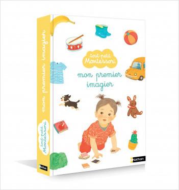Tout-petit Montessori - Mon premier imagier - Dès 12 mois
