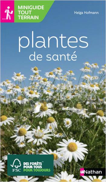 Miniguide tout terrain - Plantes de santé - Adulte