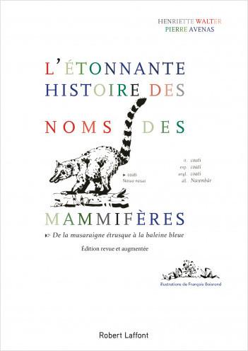 L'étonnante histoire des noms des mammifères
