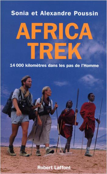 Africa trek - Tome 1 - Du Cap au Kilimandjaro