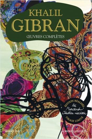 Oeuvres complètes - édition réalisée par Monsieur Christian Lacroix - tirage limité