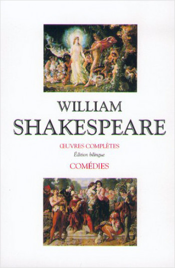 Oeuvres complètes - Comédies - Coffret 2 tomes - Édition bilingue francais-anglais