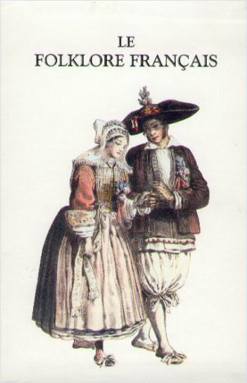 Le Folklore francais - Coffret 4 volumes