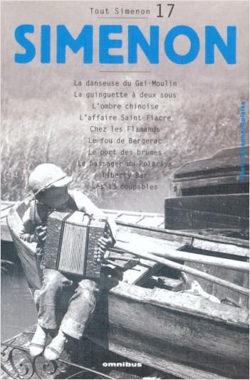 Tout Simenon - tome 17