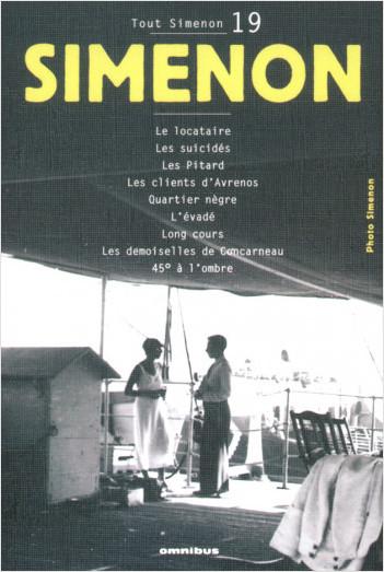 Tout Simenon - tome 19