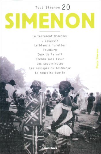 Tout Simenon - tome 20