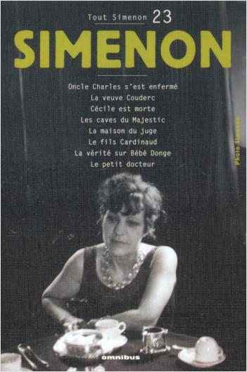 Tout Simenon - tome 23