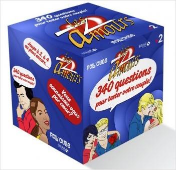Roll'Cube les Z'amours (nouvelle édition)