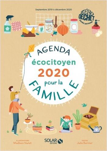 Agenda écocitoyen 2020 pour la famille