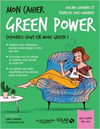 Mon cahier Green power