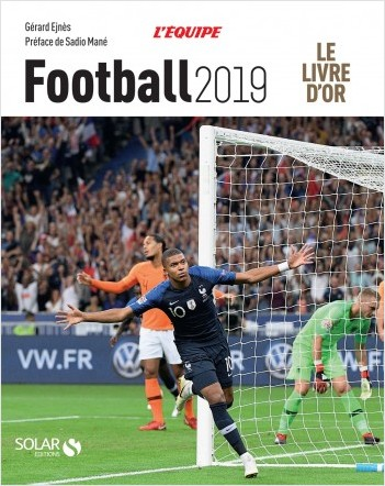 Livre d'or du football 2019