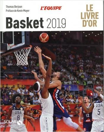 Livre d'or du basket 2019