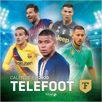 Calendrier Téléfoot 2020