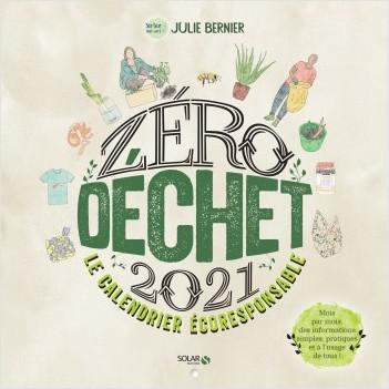 Calendrier Zéro déchet 2021