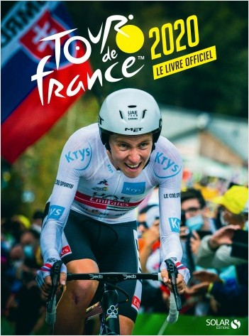 Le livre officiel du Tour de France 2020