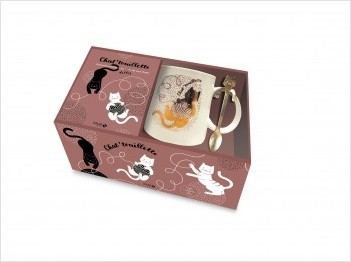 Coffret Chatouillette - version collector