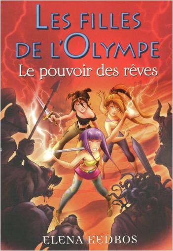Les filles de l'Olympe tome 2