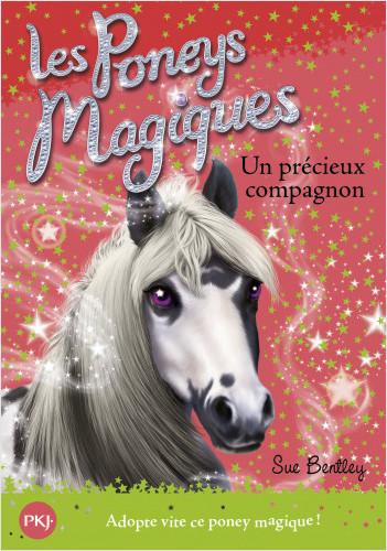 Les poneys magiques - tome 12 : Un précieux compagnon