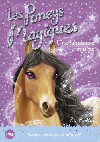 Les poneys magiques - tome 13 : une fabuleuse équipe
