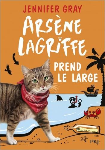 Arsène Lagriffe prend le large - tome 04