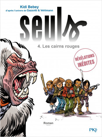 Seuls - tome 04 : les cairns rouges