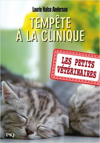 Les petits vétérinaires - tome 20 : Tempête à la clinique