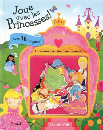 Joue avec les princesses