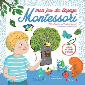 Mon jeu de  laçage Montessori