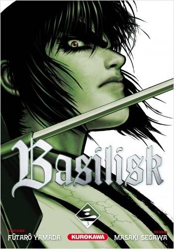 Basilisk - tome 03