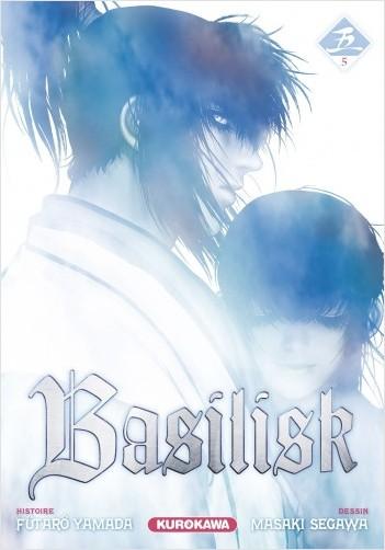 Basilisk - tome 05