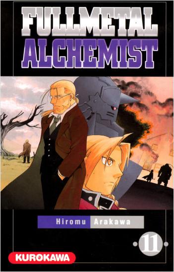 Fullmetal Alchemist - tome 11