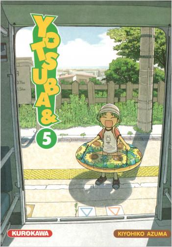 Yotsuba & ! - tome 05