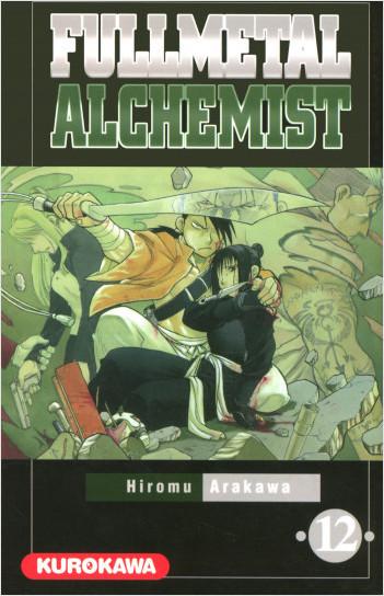 Fullmetal Alchemist - tome 12