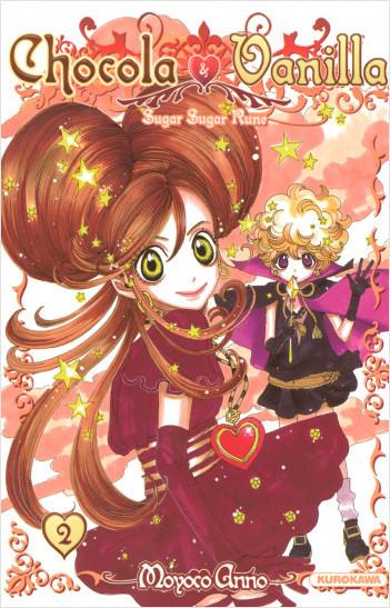 Chocola et Vanilla - tome 02