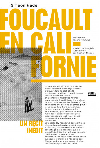 Foucault en Californie