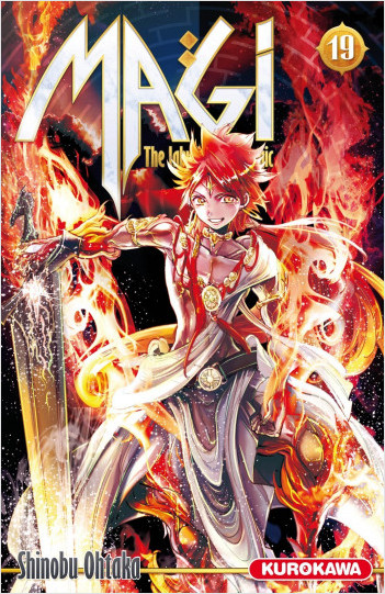 Magi - The Labyrinth of Magic - tome 19