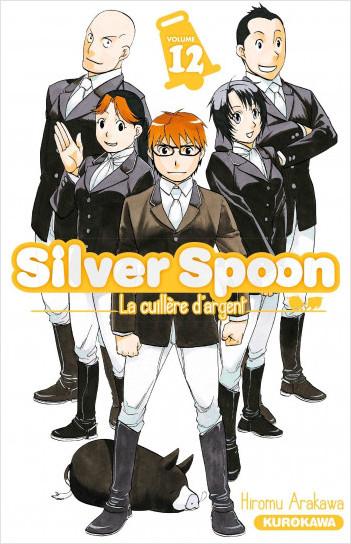 Silver Spoon - La cuillère d'argent - tome 12