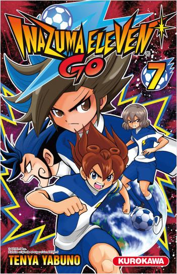 Inazuma Eleven Go ! - tome 07