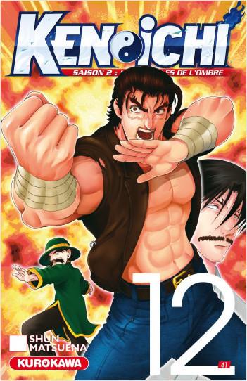 Ken-ichi - saison 2, Les Disciples de l'ombre - tome 12