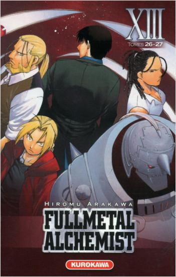 Fullmetal Alchemist - XIII (tomes 26-27)