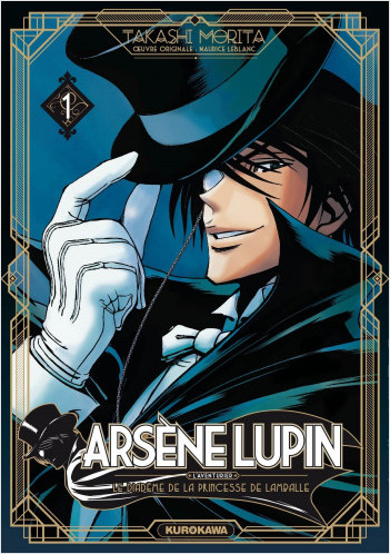 Arsène Lupin - tome 01