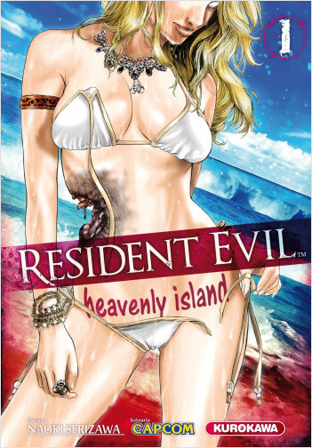 Resident Evil - Heavenly Island - tome 01