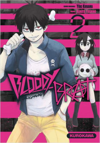 Bloody Brat - tome 02