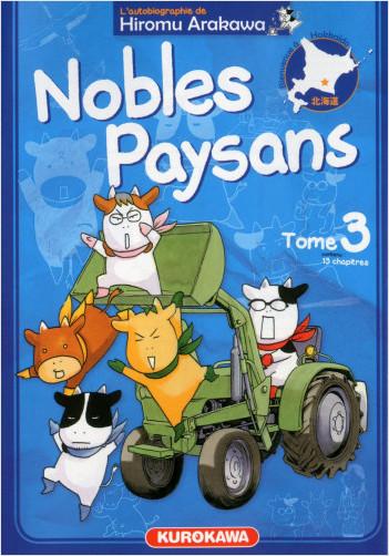 Nobles Paysans - tome 03